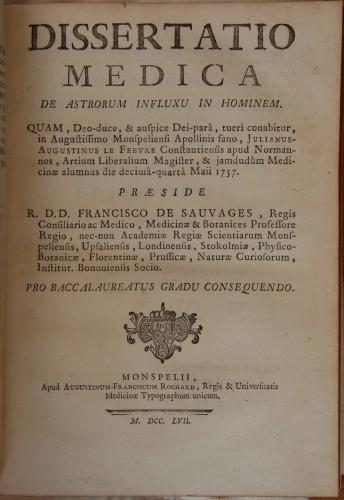 SCD Université d'Aix-Marseille – Bibliothèques de Santé Bibliothèque de Médecine-Odontologie – Res 18828/3