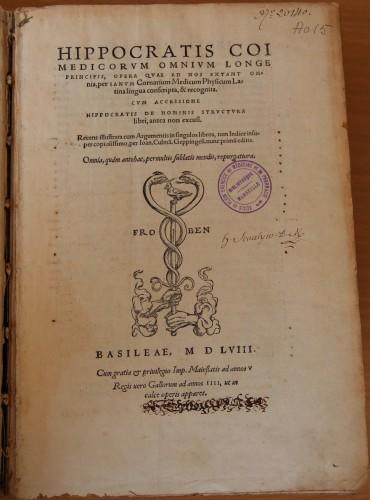 SCD Université d'Aix-Marseille – Bibliothèques de Santé Bibliothèque de Médecine-Odontologie – Res 20140